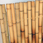 Bamboo pole partition - moso